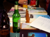 06/2012: Kiosk-Lesung mit Bier
