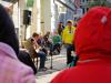 06/2012: Marco Dzebro und die Kiosk-Lesung