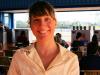 08/2012: Daniela Chmelik in der HafenCity