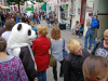 06/2014: Kiosk-Lesung mit Besuch