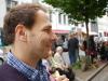 06/2014: Martin Beyer und die Kiosk-Lesung in Altona